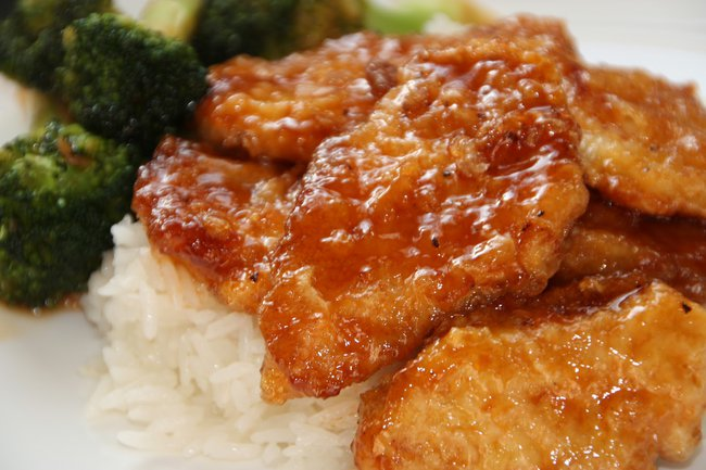 Baked Sweet and Sour Chicken via everydaysisters.blogspot.com
