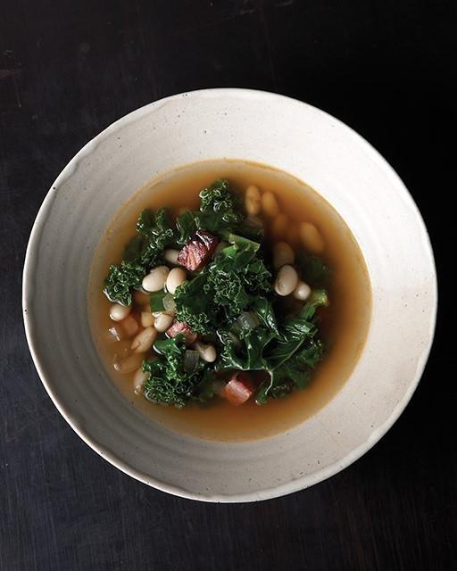 Portuguese Kale & Chorizo Soup | Sweet Paul via sweetpaulmag.com