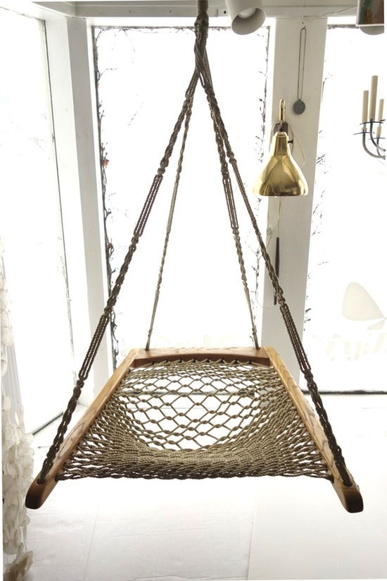 10 Nap Worthy Hanging Chairs Brit Co