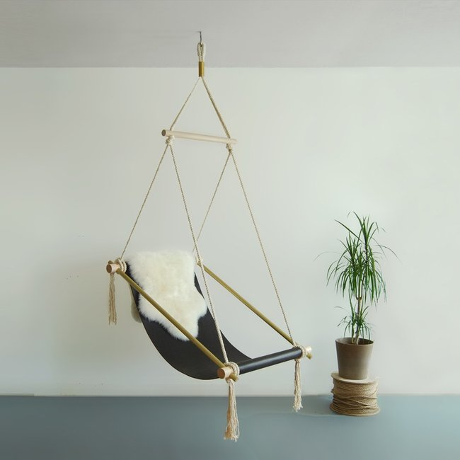 10 Nap-Worthy Hanging Chairs | Brit + Co.